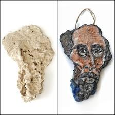 אבן כורכר - דגם
