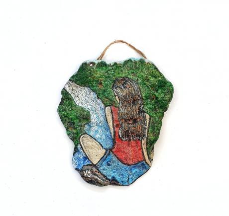 אבן כורכרית - דגם